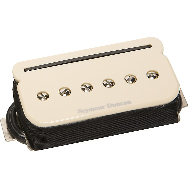 Seymour Duncan SHPR-1n P-Rails - Neck Pickup Cream
