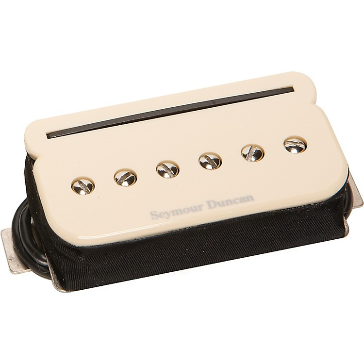 Seymour Duncan SHPR-2b P-Rails Hot Bridge Pickup Black