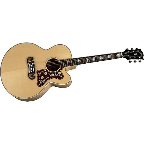 Gibson SJ-150 EC Jumbo Cutaway Acoustic-Electric Guitar