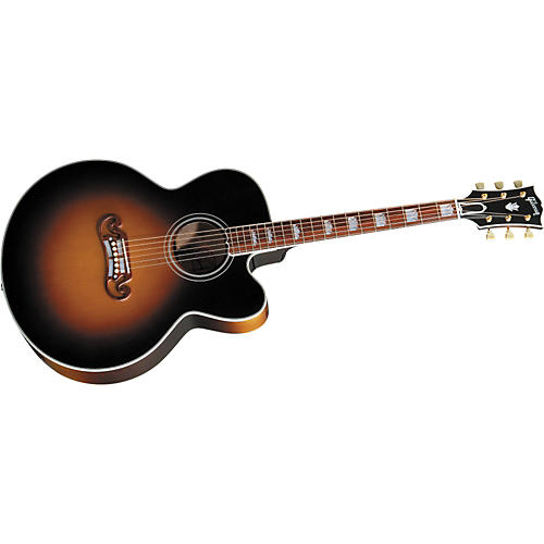 Gibson SJ-200 EC Acoustic-Electric Guitar