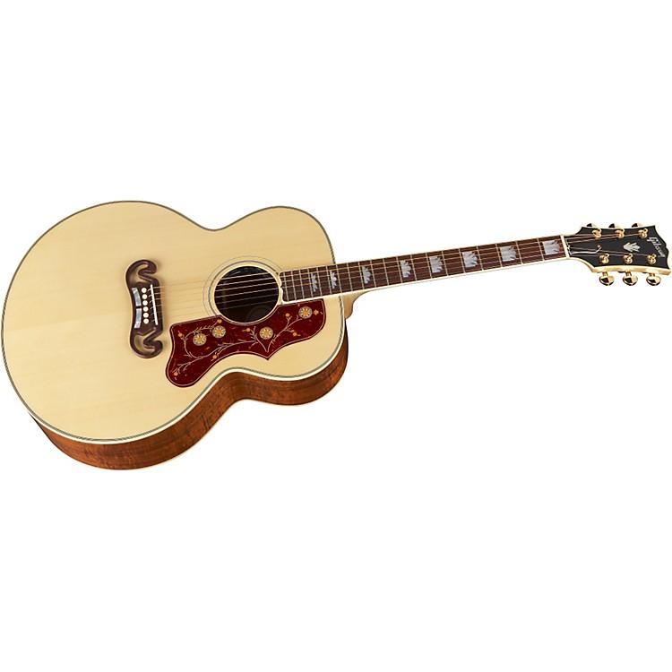 GibsonSJ-200 Koa Acoustic-Electric Guitar