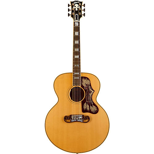 Gibson SJ-200 Montana Gold Custom Anniversary Acoustic-Electric Guitar