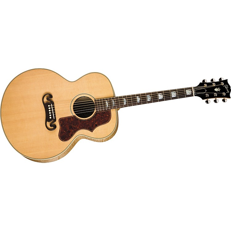 Gibson SJ-200 Studio Acoustic-Electric Guitar