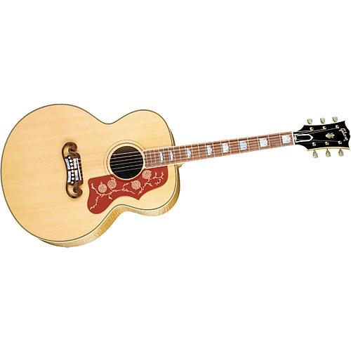 Gibson SJ-200 True Vintage Red Spruce Acoustic Guitar