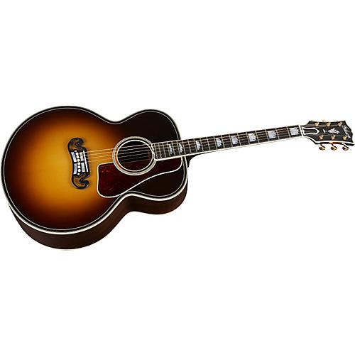 Gibson SJ-200 Western Classic Acoustic Guitar-thumbnail