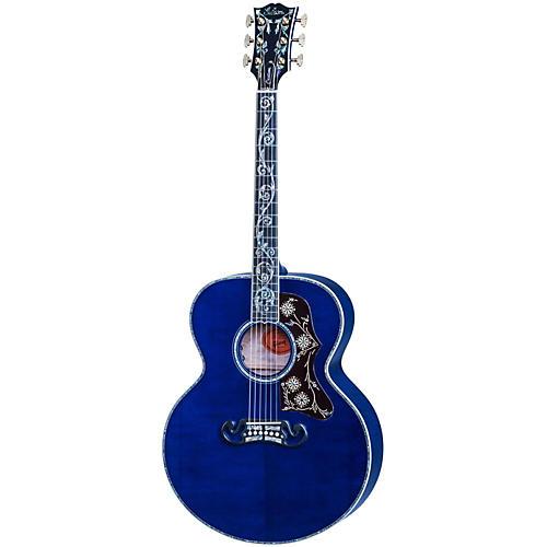 Gibson SJ20VBG17 SJ-200 Quilt Vine Acoustic-Electric Guitar-thumbnail