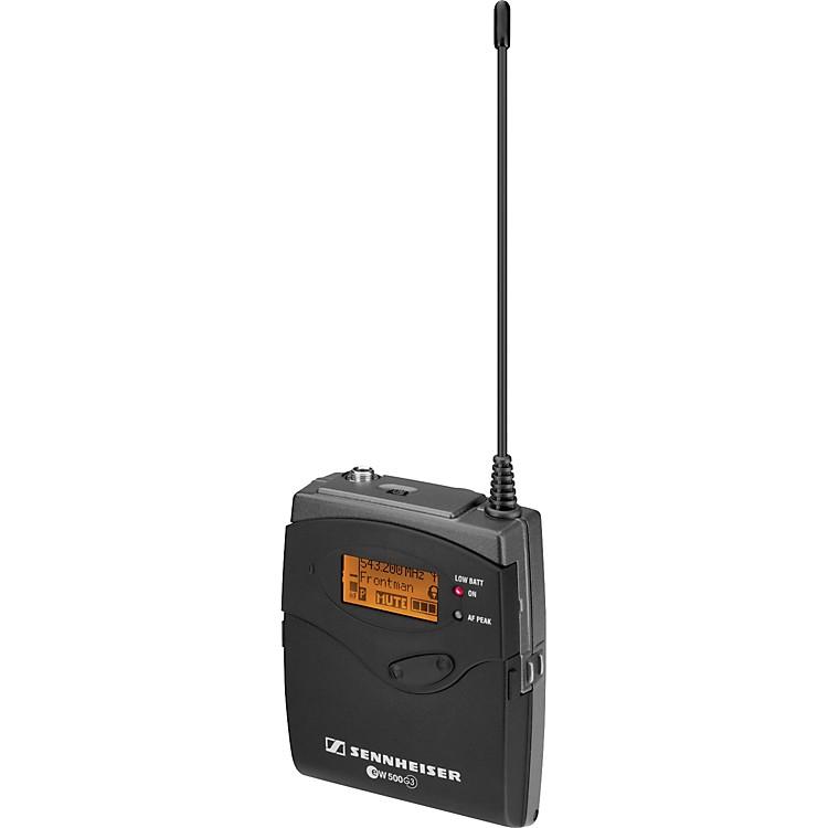 SennheiserSK 500 G3 Compact Bodypack Wireless TransmitterCH G