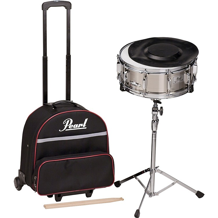 Pearl SK-900C Snare Drum Kit & Case with Wheels