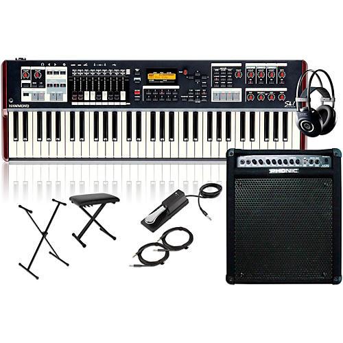Hammond SK1 Keyboard Package
