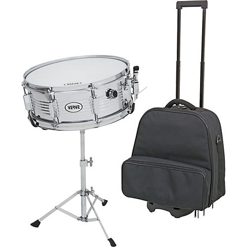 Verve SK1000R Snare Drum Kit with Rolling Cart