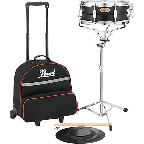 Pearl SK910C Educational Snare Kit with Rolling Cart-thumbnail