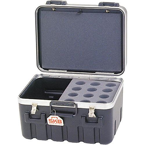 SKB SKB-1200 12-Space ATA Mic Case