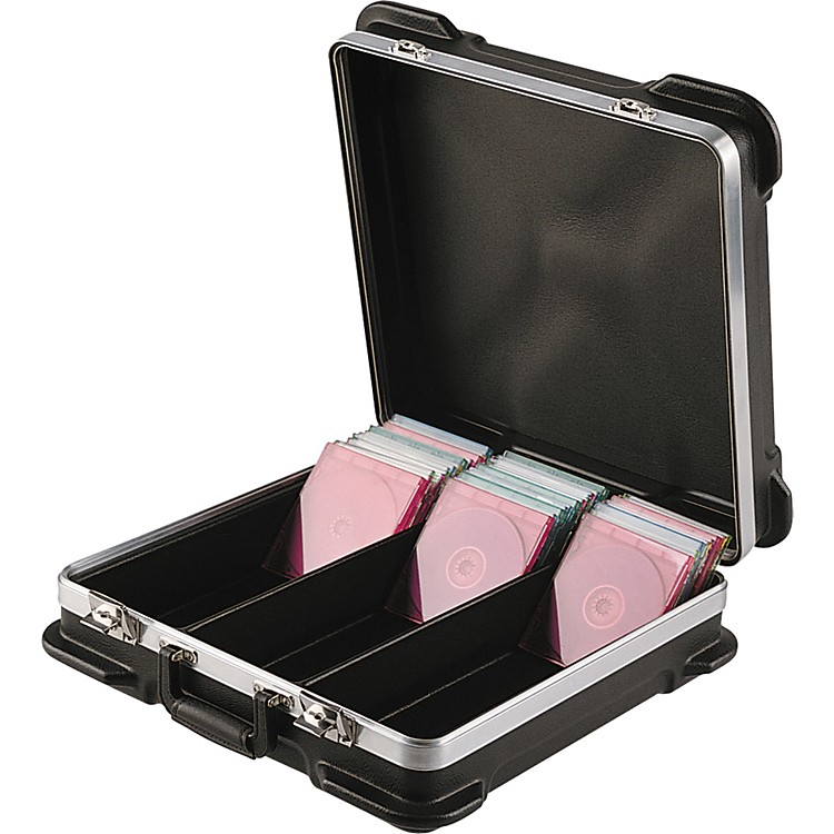 SKB SKB-1717DJ CD-400 ATA CD/DVD Case