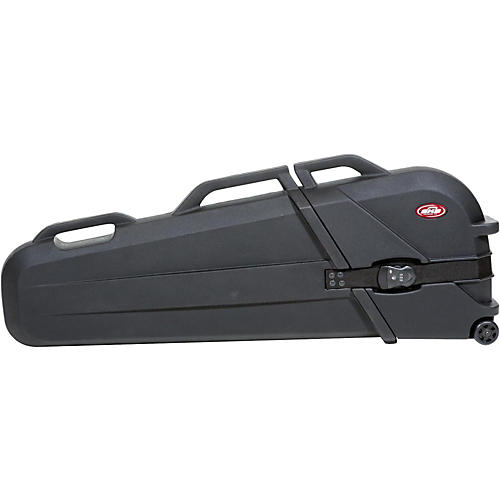 SKB SKB-44RW ATA Electric Bass Roller Case-thumbnail