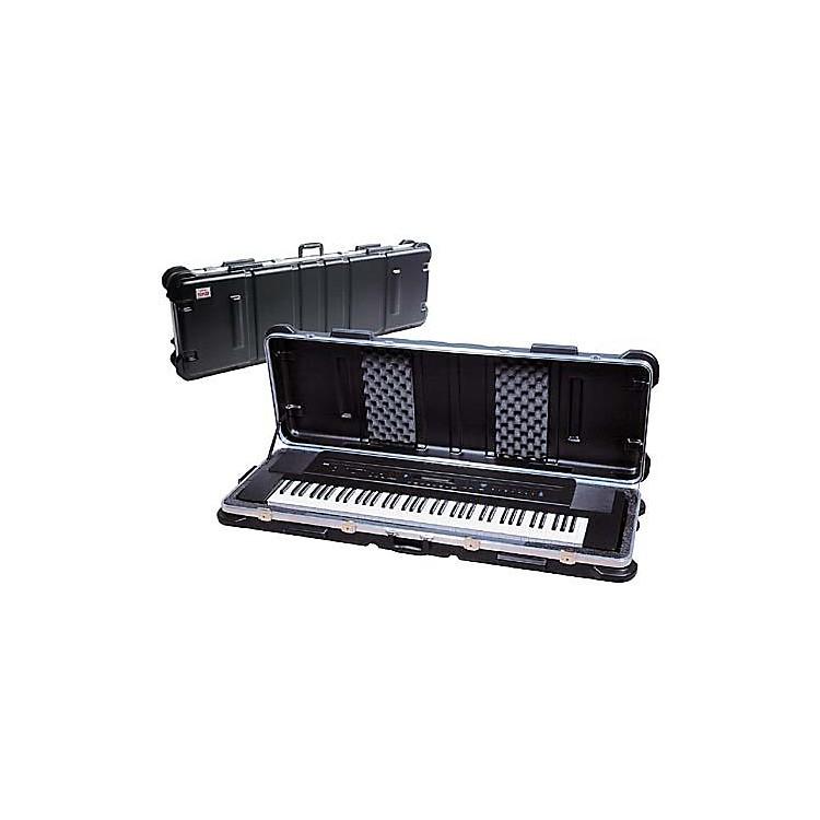 SKBSKB-5014W 76-Key Keyboard Case with Wheels