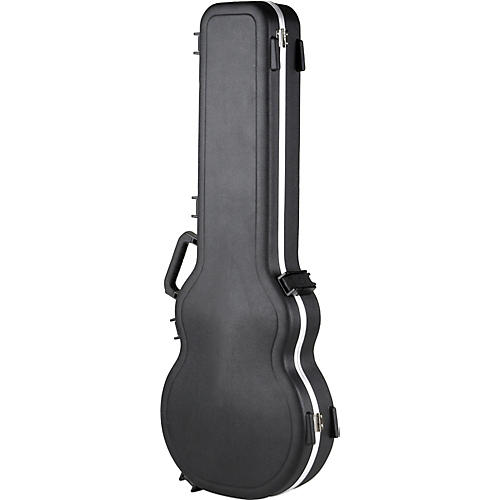 SKB SKB-56 Deluxe Single Cutaway Electric Guitar Case Black