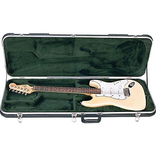 skb skb 66 deluxe electric guitar case musician 39 s friend. Black Bedroom Furniture Sets. Home Design Ideas