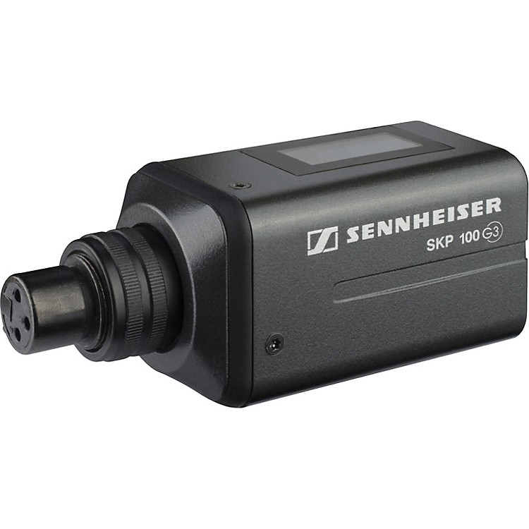 Sennheiser SKP 100 G3 Plug-On Wireless Transmitter CH B