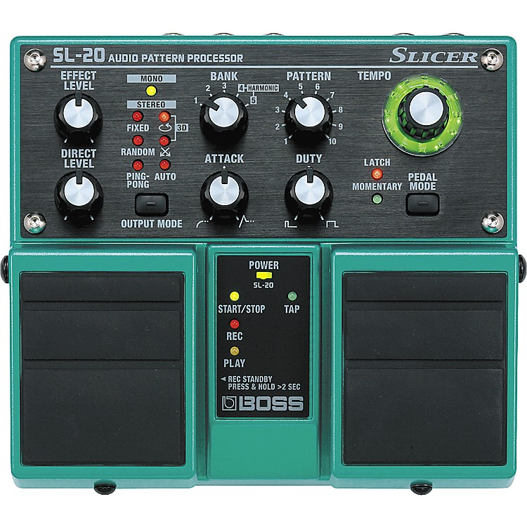Boss SL-20 Slicer Guitar Effects Pedal