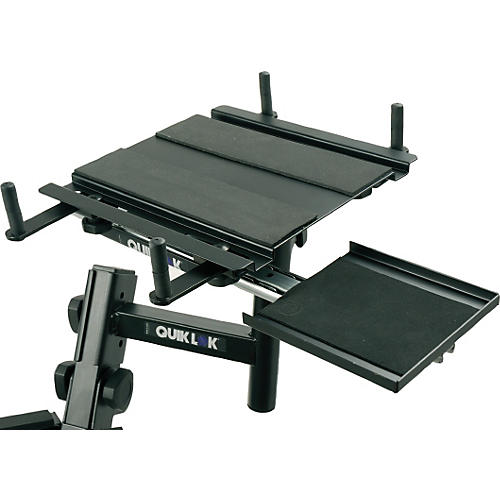 Quik-Lok SL-825 Laptop Holder for SL-820 Keyboard Stand