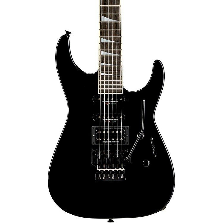 Jackson SL1 USA Soloist Electric Guitar Black