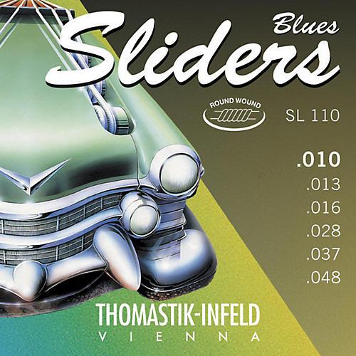 Thomastik SL110 Sliders Electric Guitar Strings Medium Light