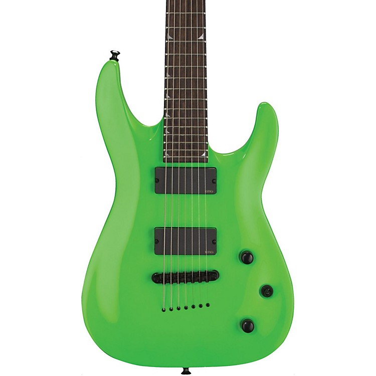 JacksonSLATTXMG3-7 Soloist 7-String Electric GuitarSlime Green