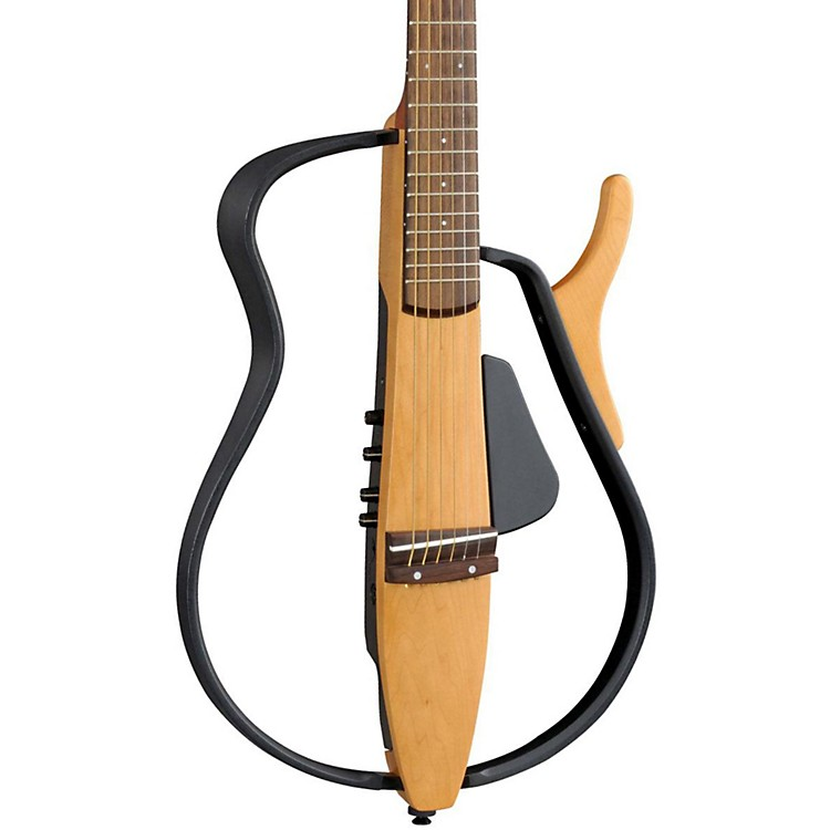 Yamaha SLG110S Steel String Silent Guitar Natural
