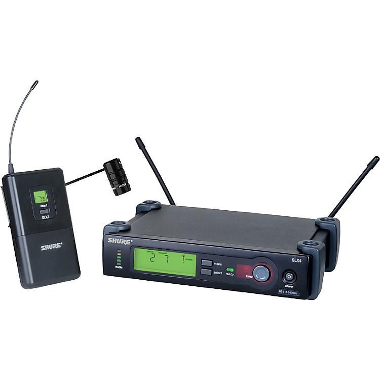 ShureSLX Lavalier WL185 Wireless System