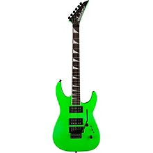 Jackson SLX Soloist X Series Electric Guitar Level 1 Slime Green