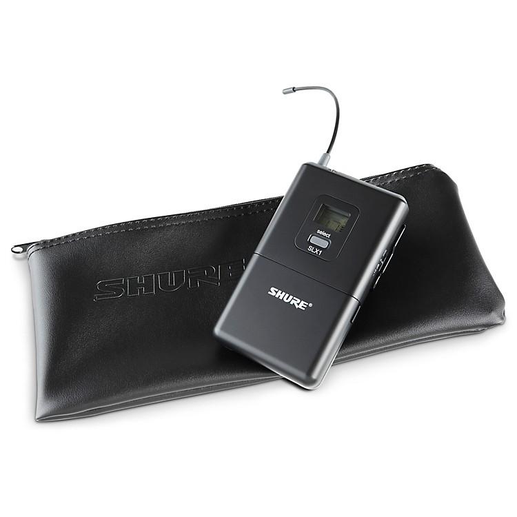ShureSLX1 Wireless Bodypack TransmitterJ3