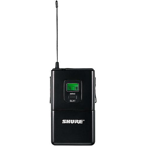 Shure SLX1 Wireless Bodypack Transmitter-thumbnail