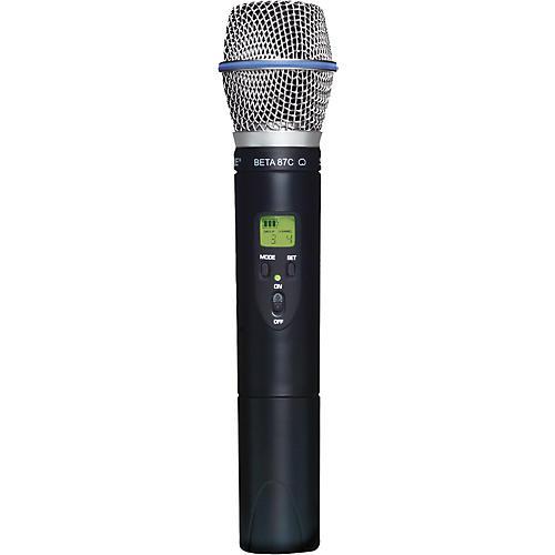 Shure SLX2/BETA87C Wireless Handheld Transmitter Microphone
