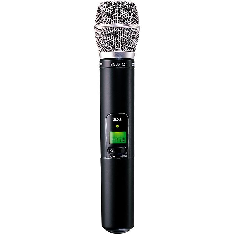 ShureSLX2/SM86 Wireless Handheld Transmitter Microphone