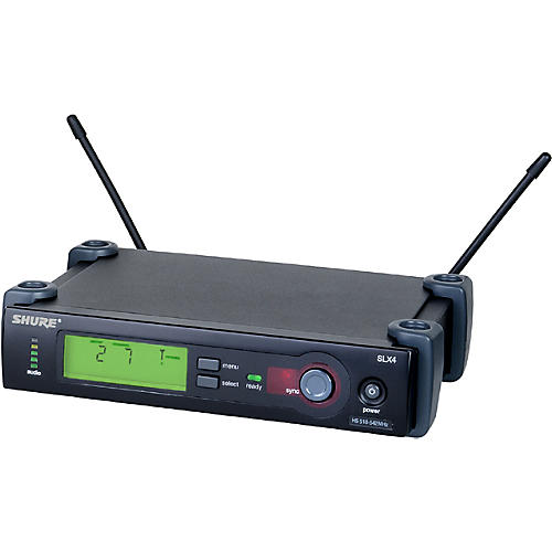 Shure SLX4 Wireless Diversity Receiver J3