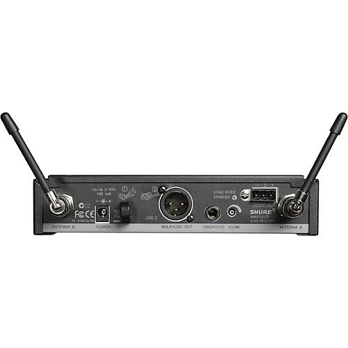 Shure SLX4L Wireless Receiver with Logic Output Band G5