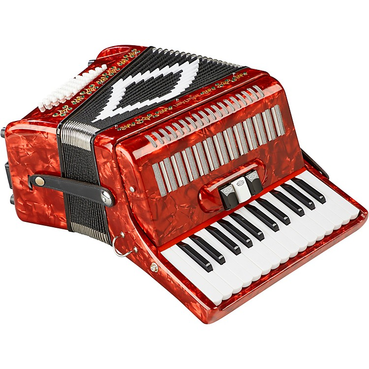 SofiaMari SM-2648, 26 Piano 48 Bass Accordion