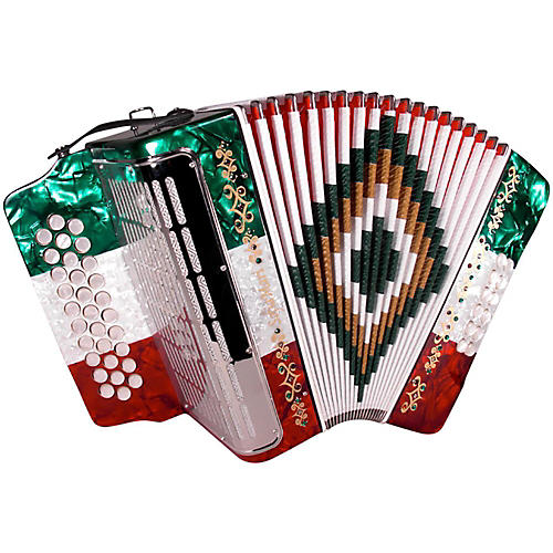 SofiaMari SM-3112 31-button 12 Bass Accordion FBE