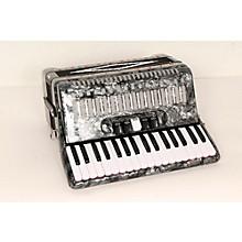 SofiaMari SM 3472 34 Piano 72 Bass Button Accordion Level 2 Pearl Gray 888365718798
