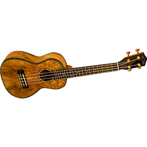 Lanikai SM-CE Limited Edition Spalted Mango Concert Acoustic-Electric Ukulele