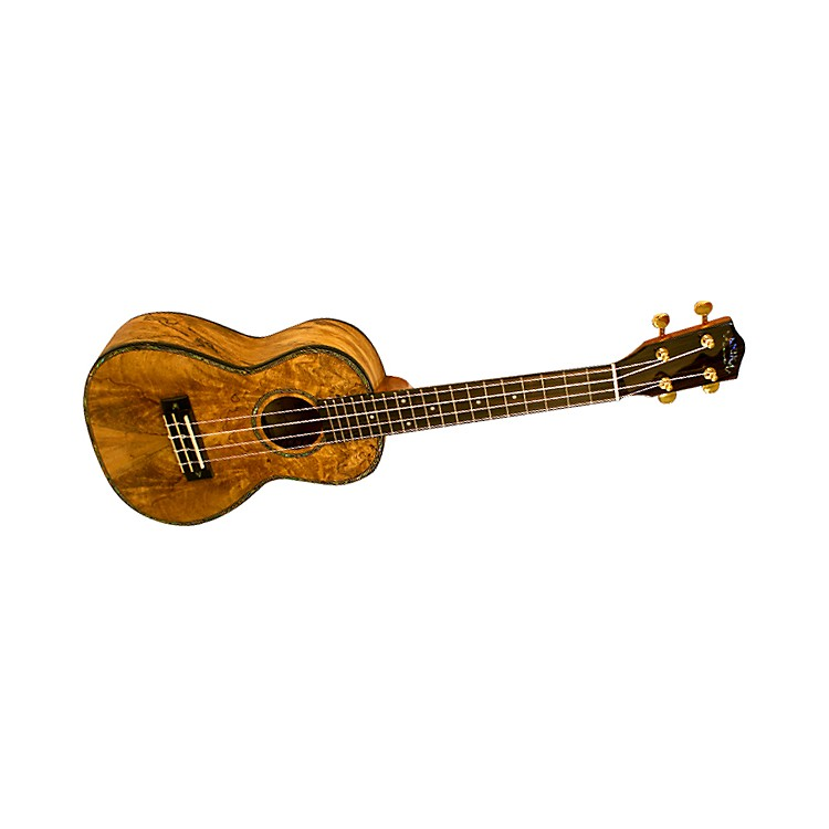 LanikaiSM-CE Limited Edition Spalted Mango Concert Acoustic-Electric Ukulele