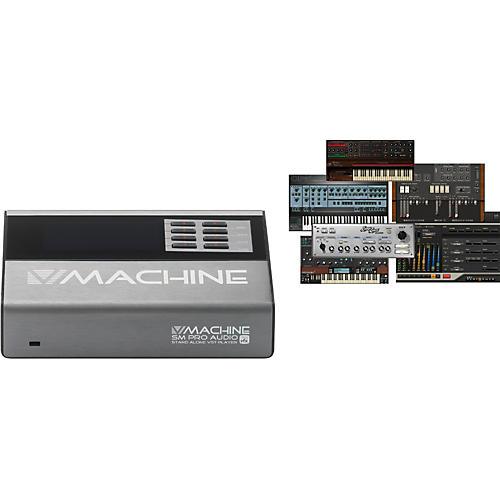 SM Pro Audio SM Pro Audio V-Machine and Classic Keys Bundle