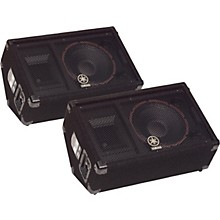 "Yamaha SM10V 2-WAY 10"" CLUB SERIES MONITOR PAIR"