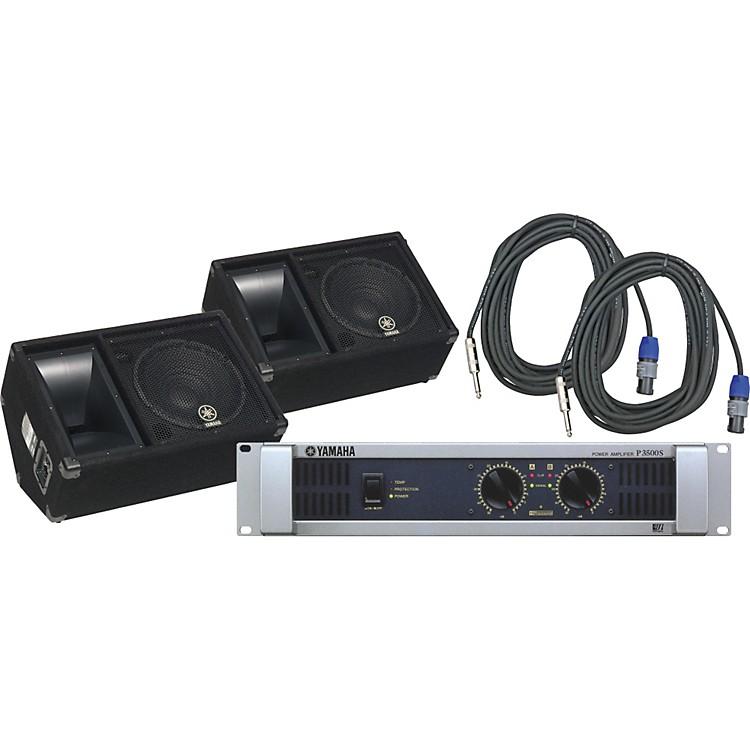 YamahaSM12V / P3500S Speaker & Amp Package