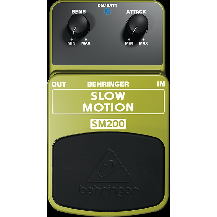 Behringer SM200 Slow Motion Classic Attack Guitar Effects Pedal
