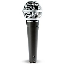 Open Box Shure SM48 Cardioid Dynamic Vocal Microphone