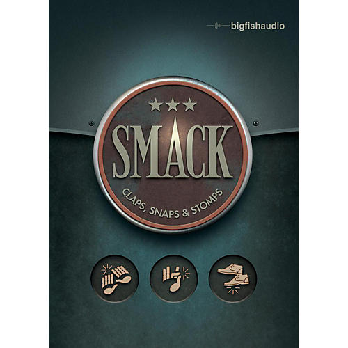 Big Fish SMACK: Claps, Snaps & Stomps