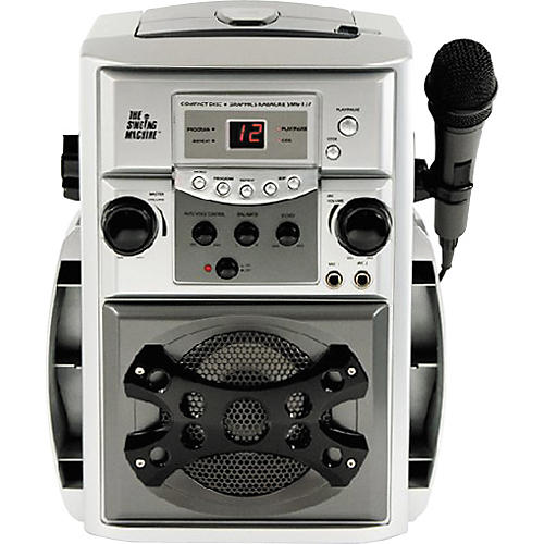 The Singing Machine SMG-137 Top-Load CDG Karaoke System