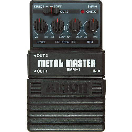Arion SMM-1 Metal Master Effects Pedal-thumbnail