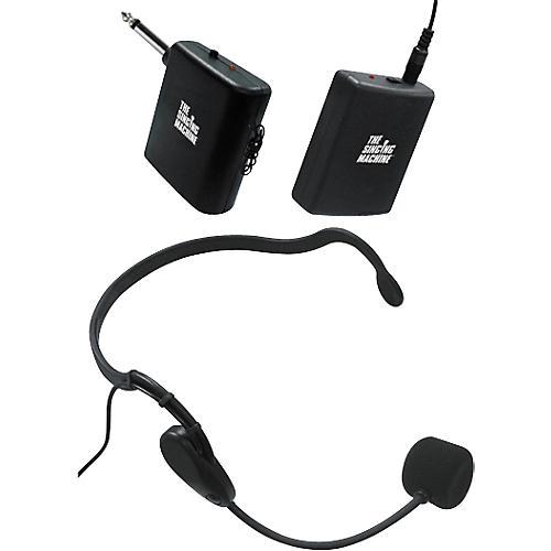 The Singing Machine SMM-112 VHF Headset Wireless System-thumbnail
